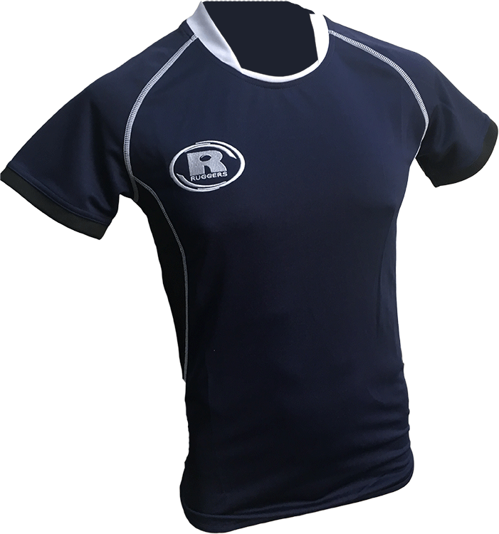 Match Apparel - Warrior Rugby Jersey (Navy): Clearance Sets