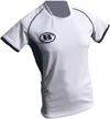 Match Apparel - Warrior Rugby Jersey (White): Clearance Sets