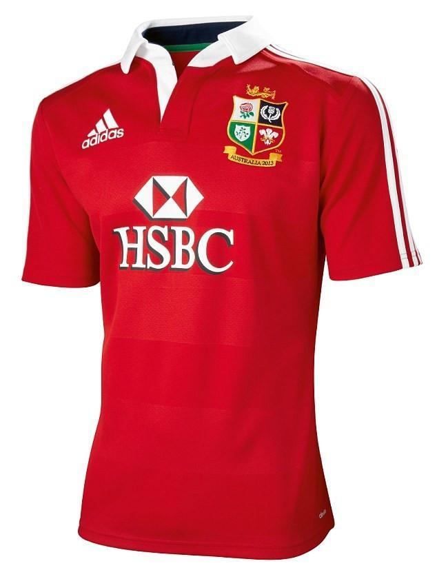 Pitchside - British & Irish Lions Jersey 13/14