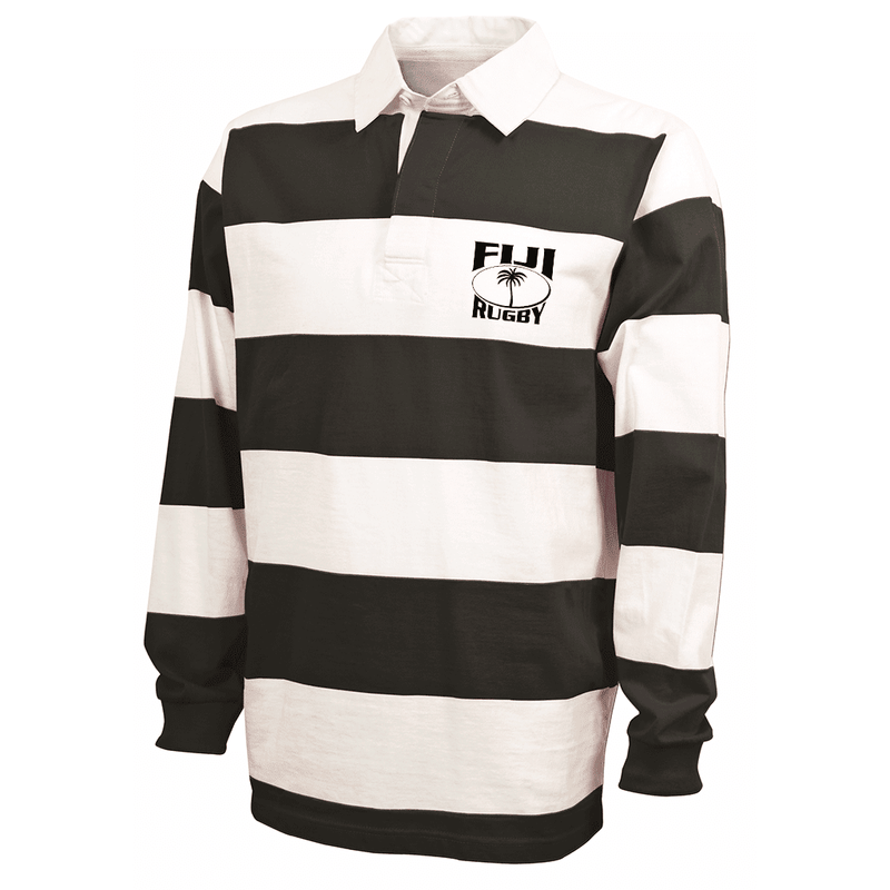 Pitchside - Fiji Rugby Traditional Jersey