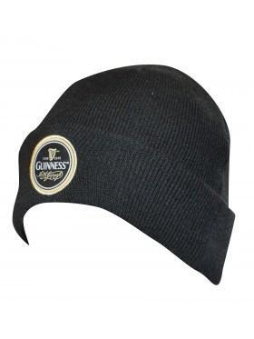 Pitchside - Guinness Classic Black Label Beanie