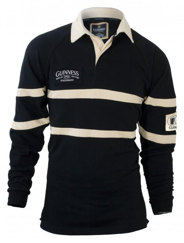 Pitchside - Guinness Traditional Rugby Jersey