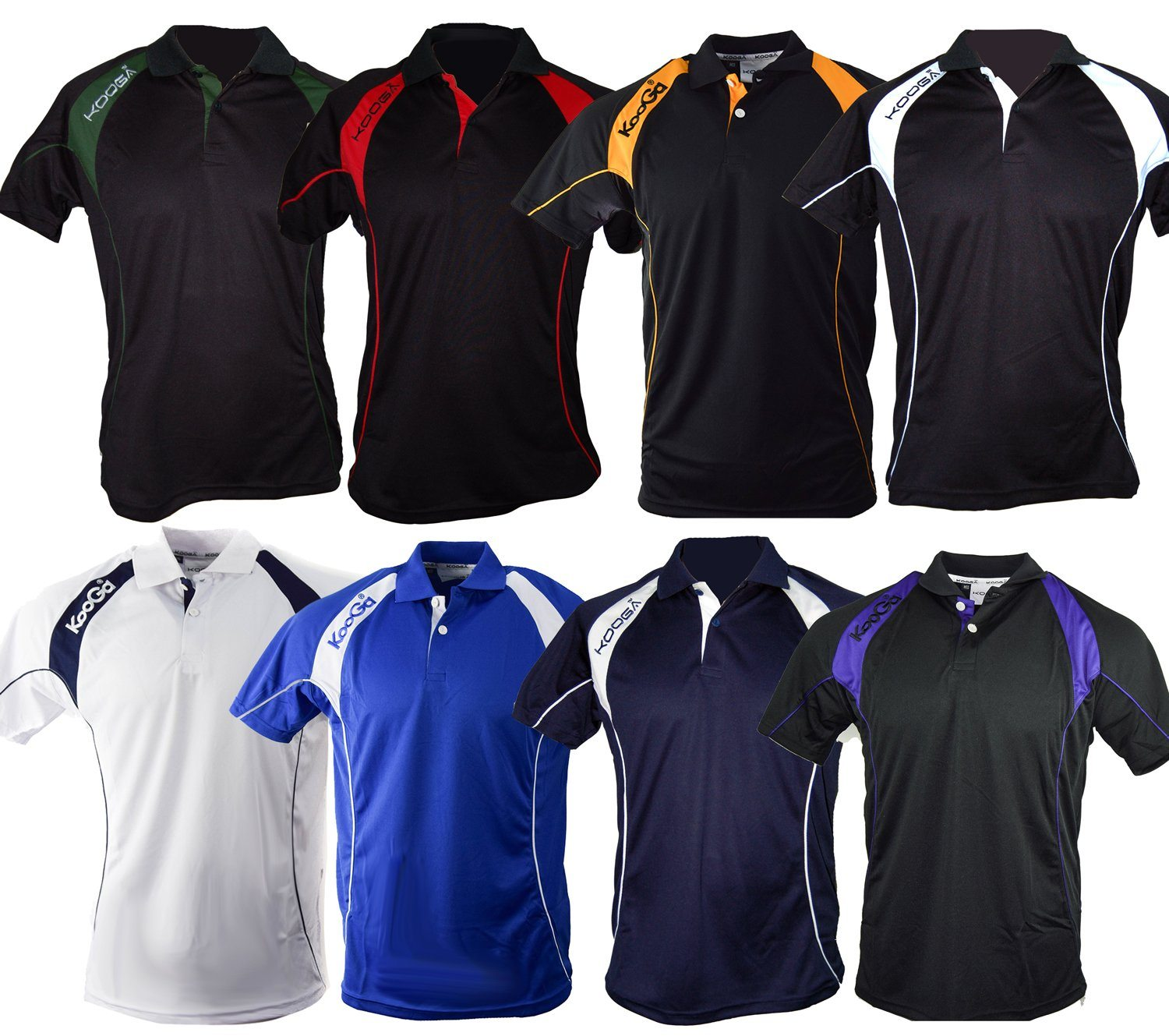 Pitchside - Kooga Mens Performance Polo