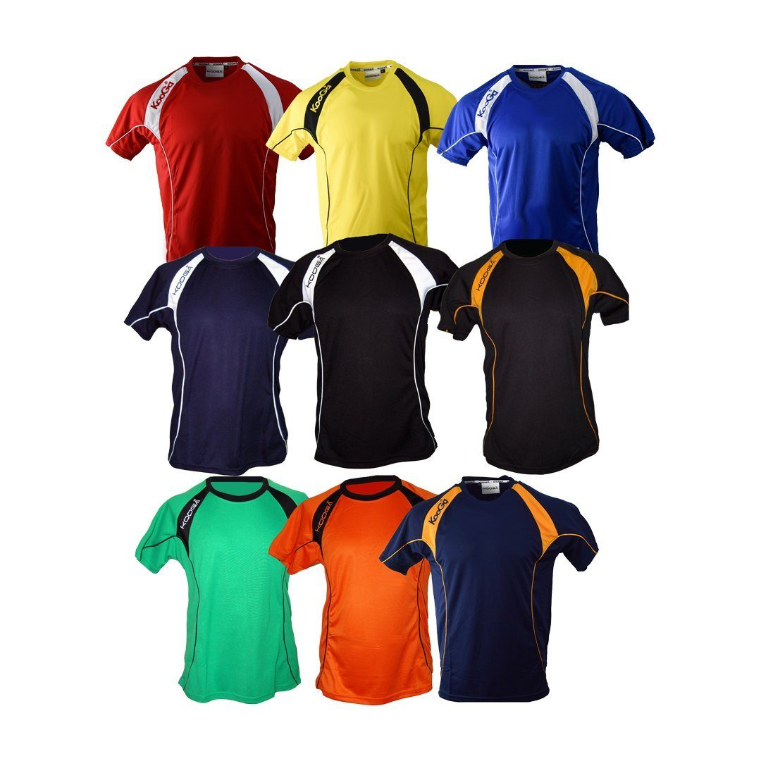 Pitchside - KooGa Mens Performance Training Tee