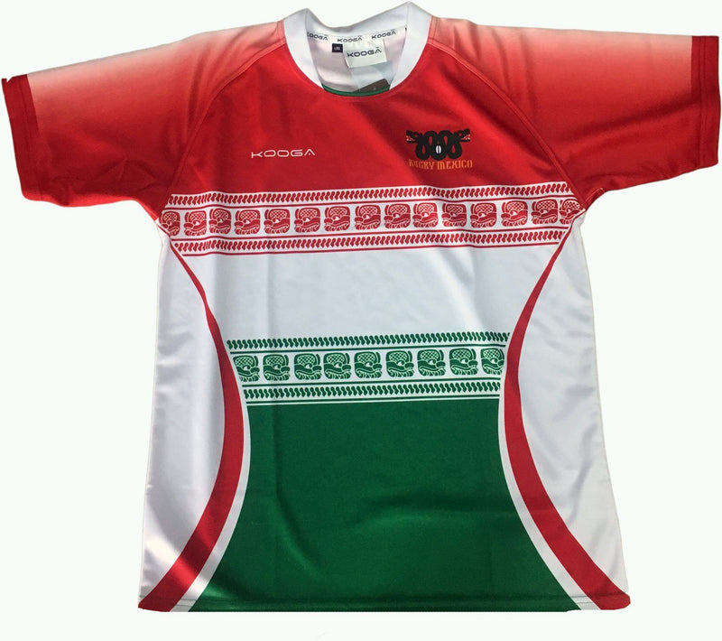 Pitchside - Mexico Rugby Jersey