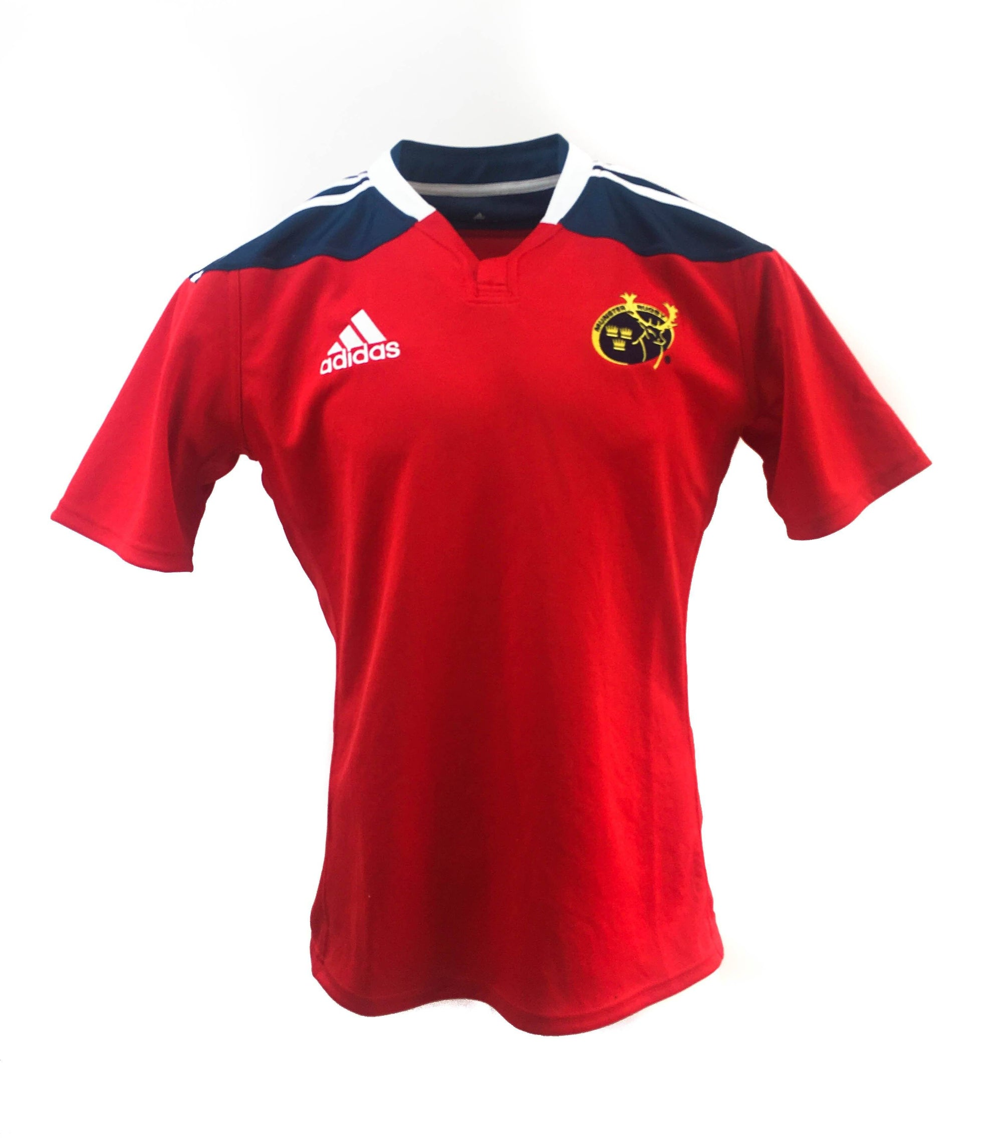 Pitchside - Munster Home Rugby Jersey