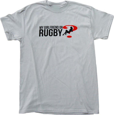 Pitchside - My Girlfriend Or Rugby Tee