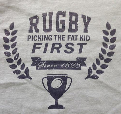 Pitchside - Picking The Fat Kid First Since 1823