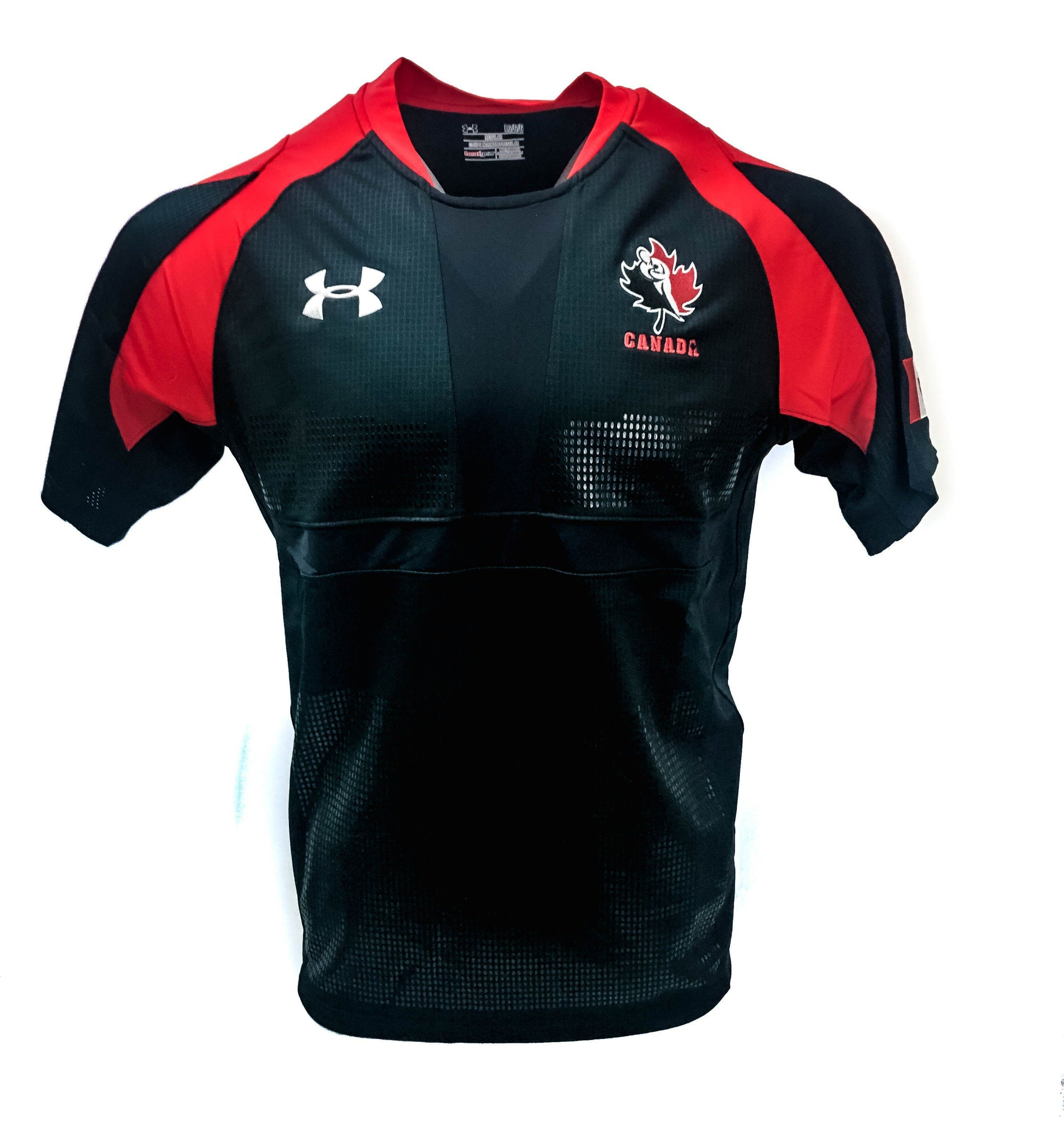Pitchside - Rugby Canada Official Under Armour Replica  Away
