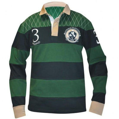 Pitchside - Traditional Ireland Rugby Jersey