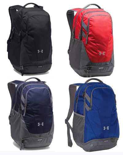 Pitchside - Under Armour Hustle 3.0 Backpack