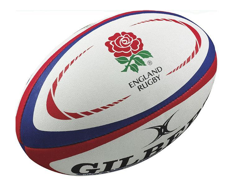 Rugby Balls - Official England Replica Ball