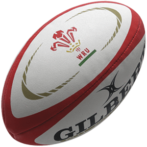 Rugby Balls - Official Wales Replica Ball