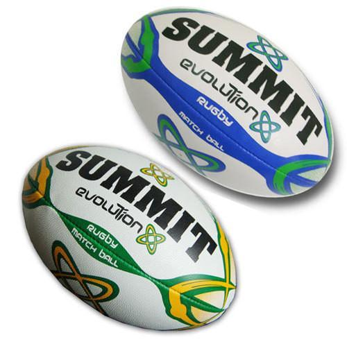 Rugby Balls - Summit Evolution Match Ball