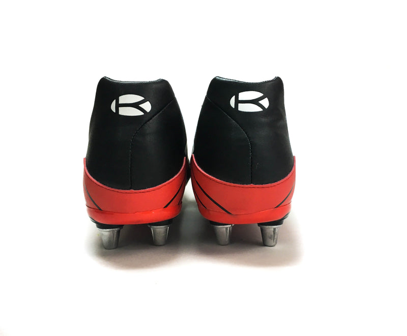 Rugby Boots - Kooga Advantage Rugby Mid Cut Hard Toe