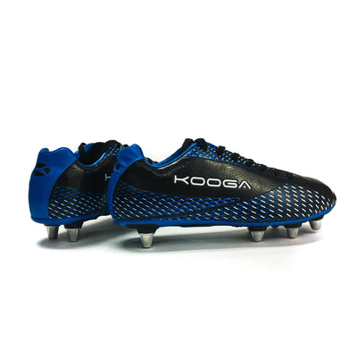 Rugby Boots - Kooga Combat Rugby Boot Blue