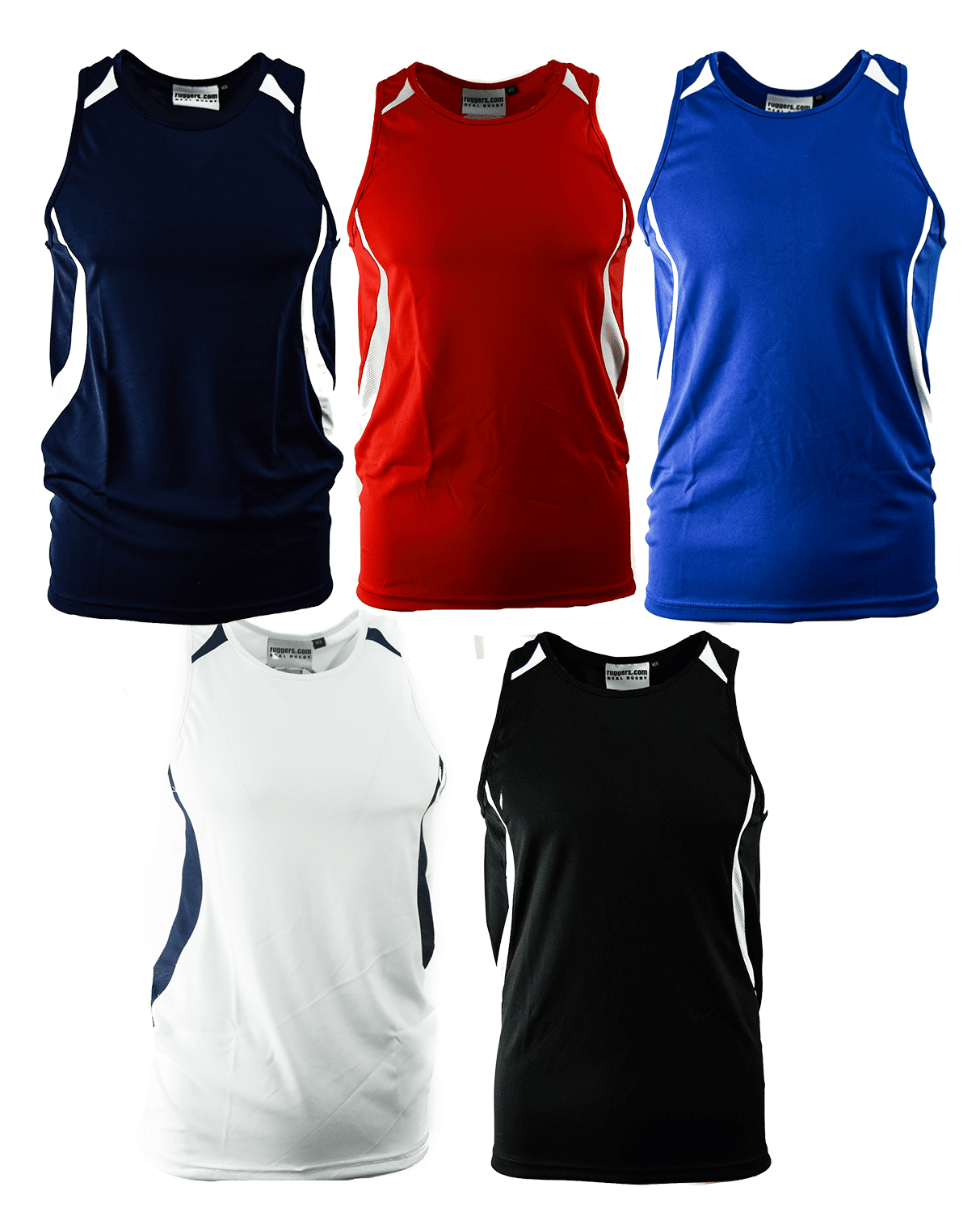 Training Tee - Ruggers Rugby Sleeveless Training Tee