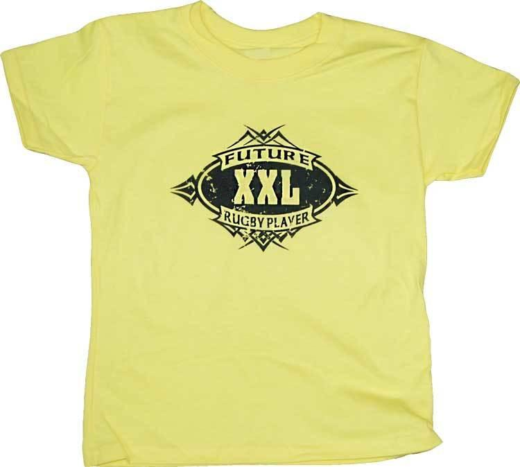 Youth - Future XXL Rugby Player Youth Tee