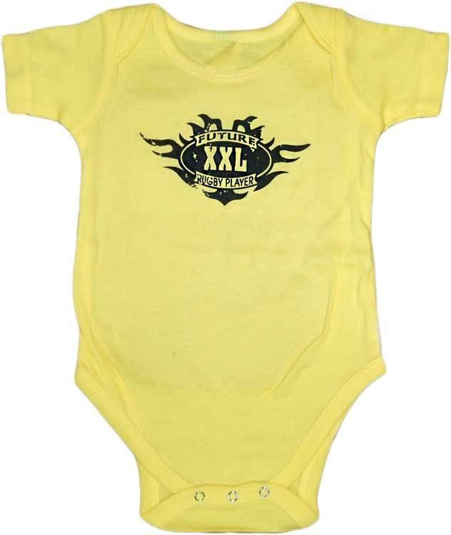 Youth - Future XXL Rugger Onesie