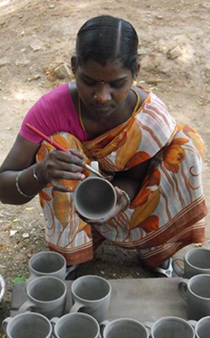 The Makers | Fair Trade ceramics