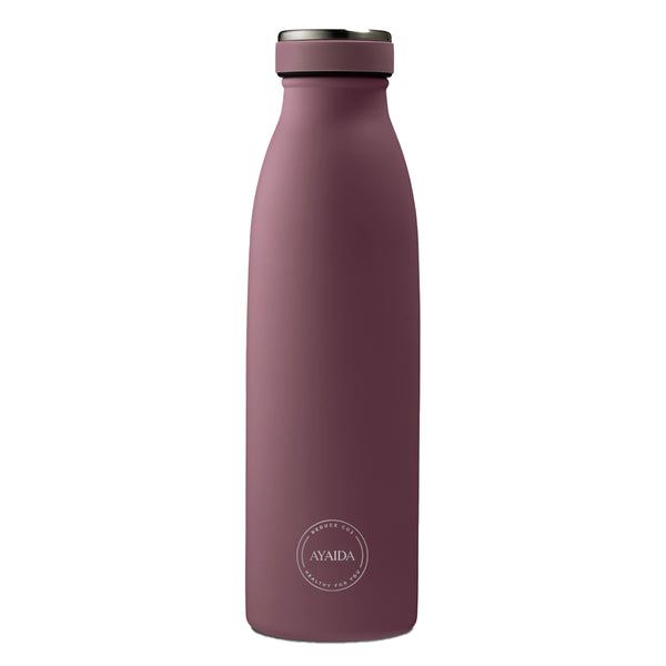 Stainless steel bottle (wild blackberry)