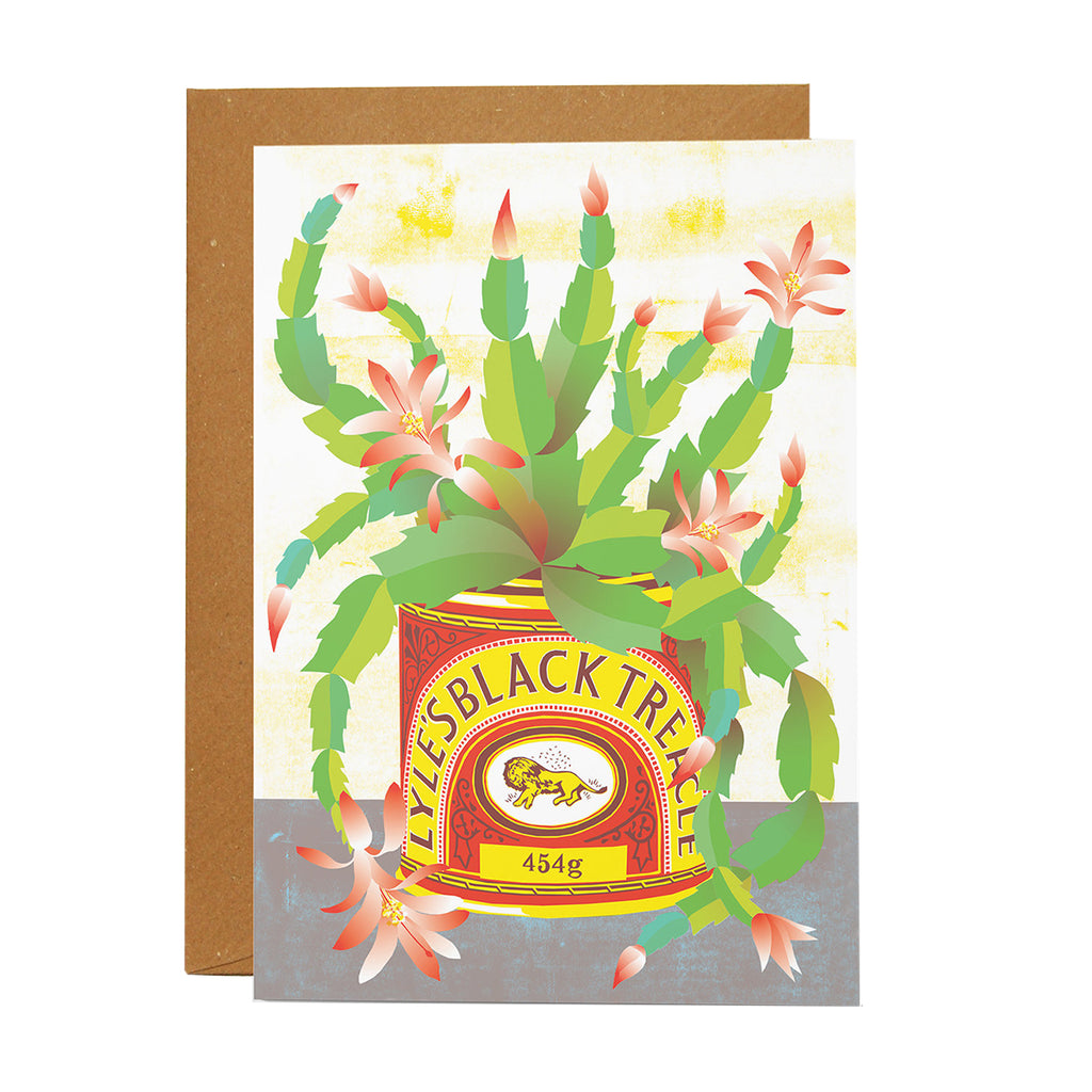 Black treacle card
