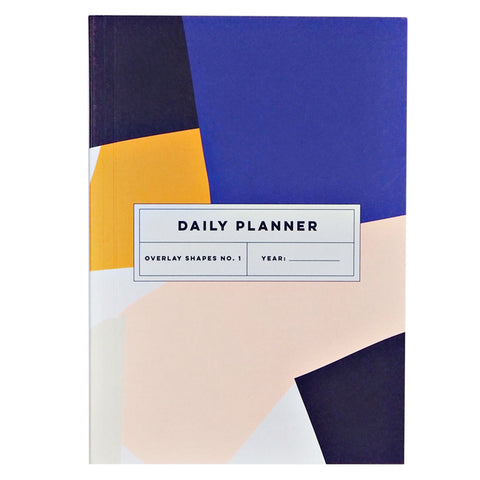 Daily planner - Overlay Shapes No.1