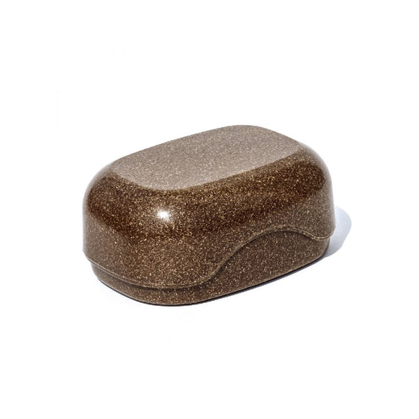 Eco travel soap case