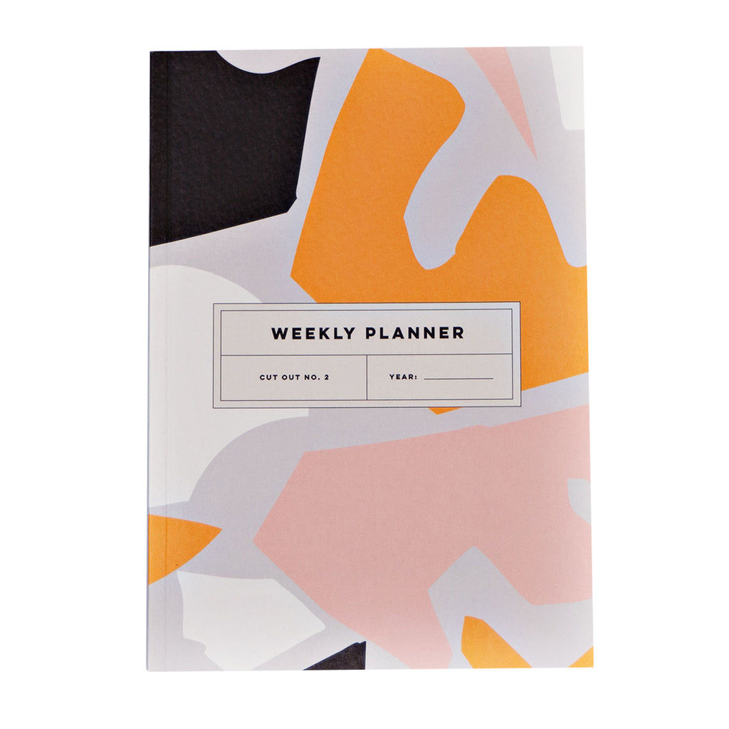 Weekly planner - Cut out No.2