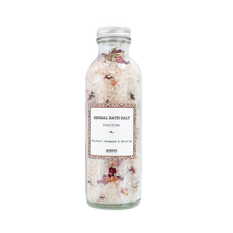Intuition blend bath salts