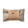 Linen eye pillow natural