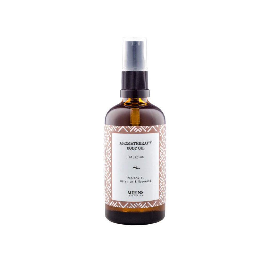 Intuition blend body oil
