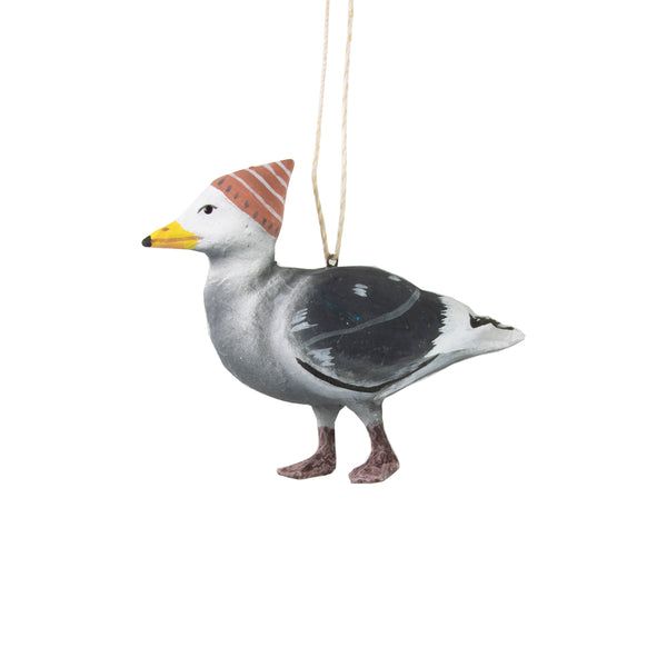 Captain seagull decoration