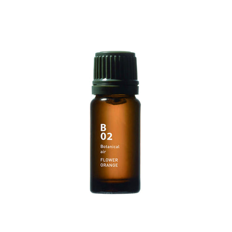 Flower orange essential oil