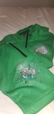 Splash and Shine Sweatsuit