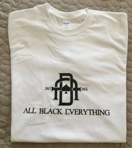 All Black Everything (Classic Men's Tee Shirts)