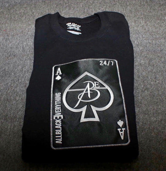 Ace of Spade Black Card Edition
