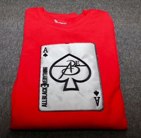 Ace Of Spade Edition Platinum (Red) Platinum