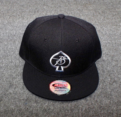 Ace Of Spade Edition Snap Back Cap
