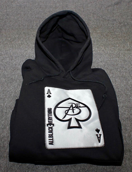 Ace Of Spade Edition Platinum Hoodie
