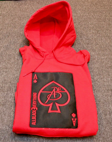 Ace Of Spade Falcon Edition (RED) Hoodie