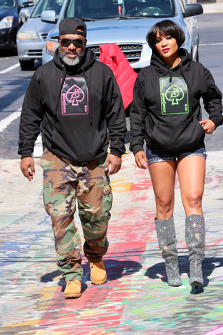 Ace Of Spade Hoodies (Men & Women)