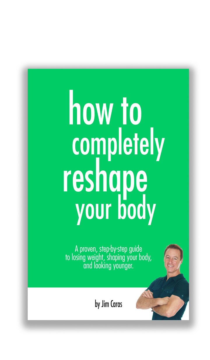 How to Completely Reshape Your Body eBook