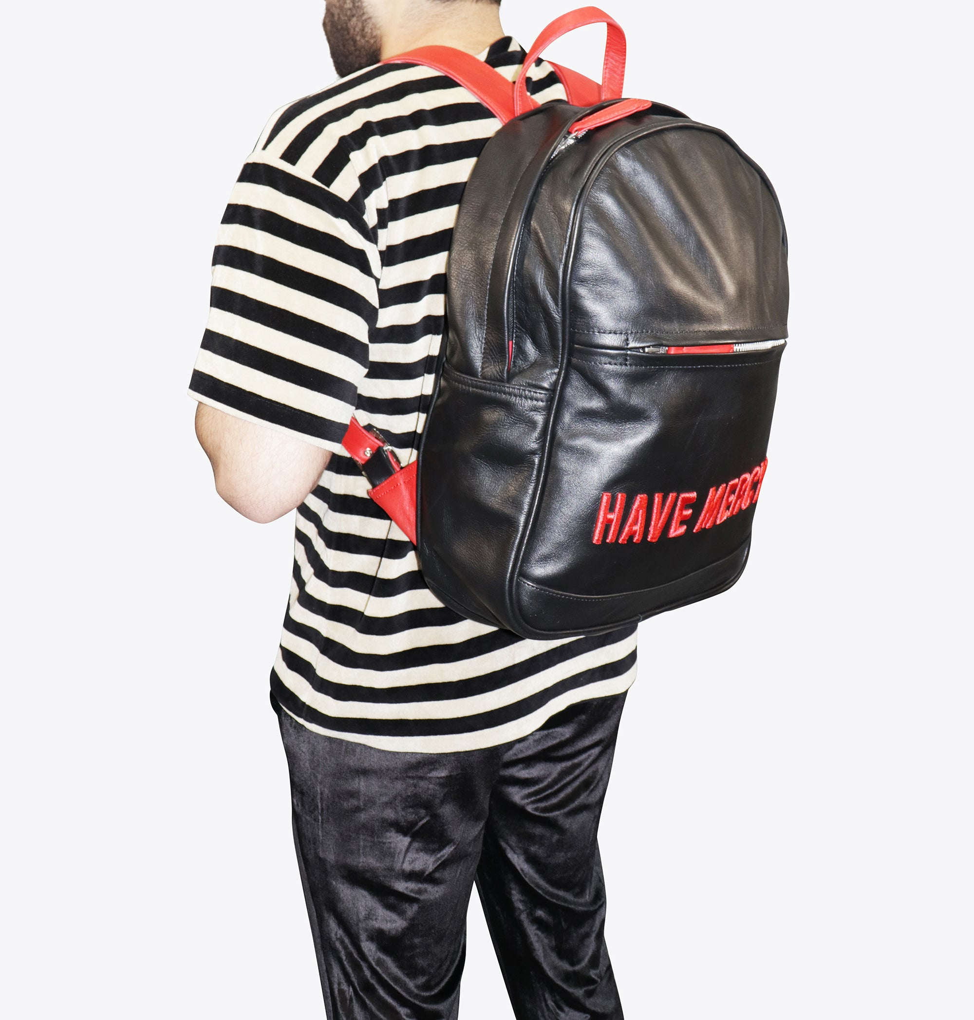 Have Mercy Backpack / Black