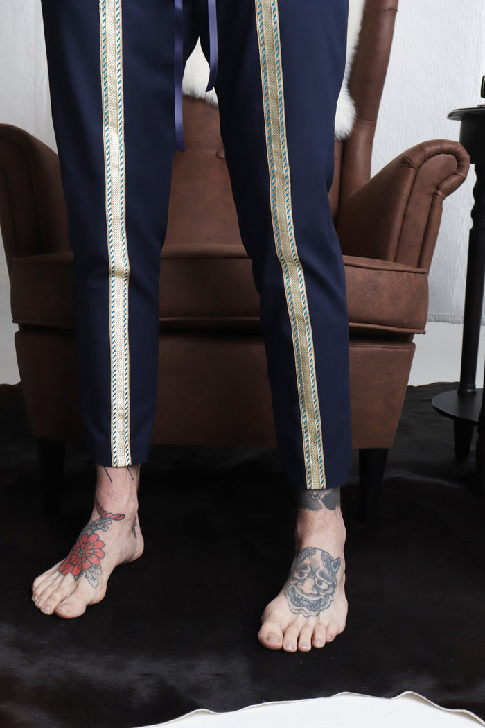 """Golden Boy"" Track Trousers"