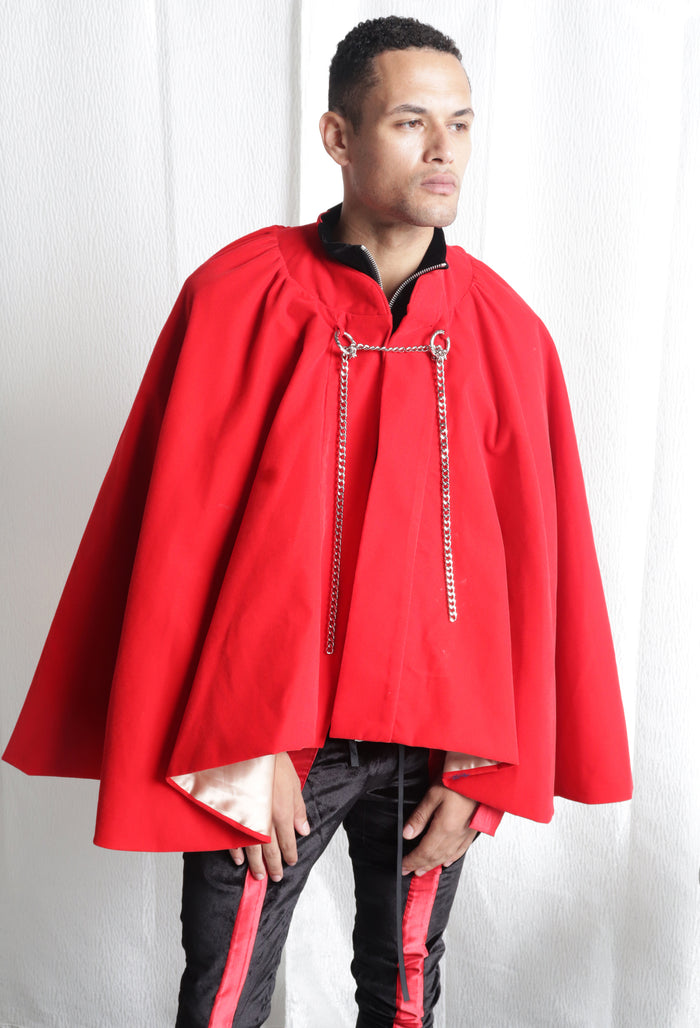 """Julius"" Cape"