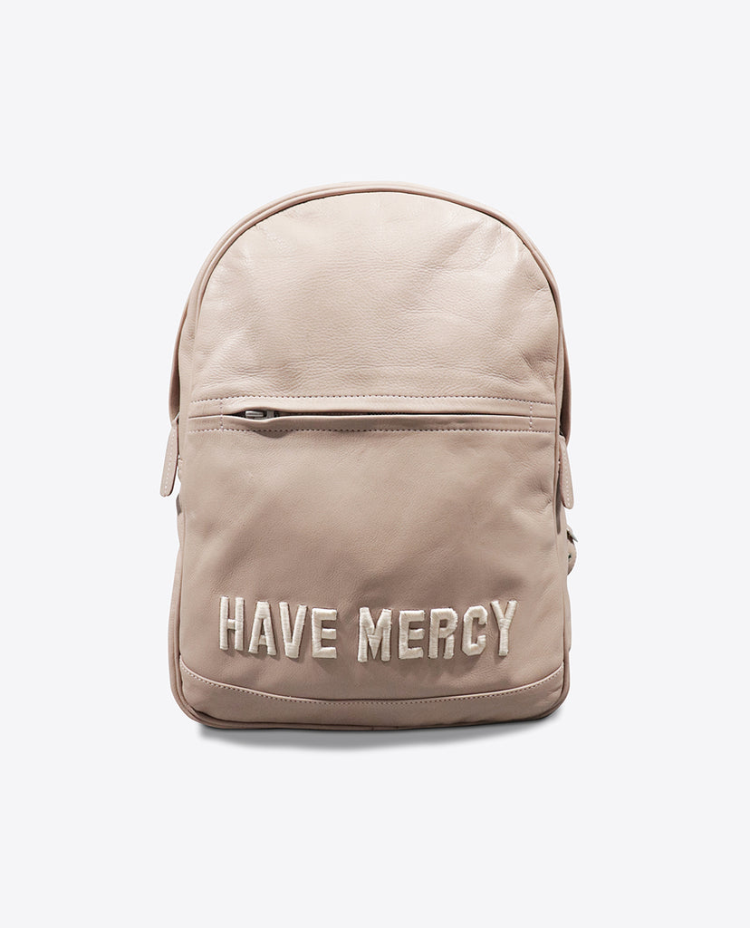 Have Mercy Backpack / Blush