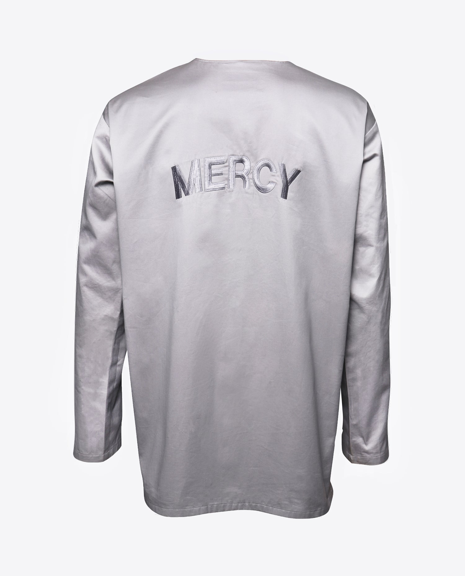 'MERCY' Tunic (Silver)