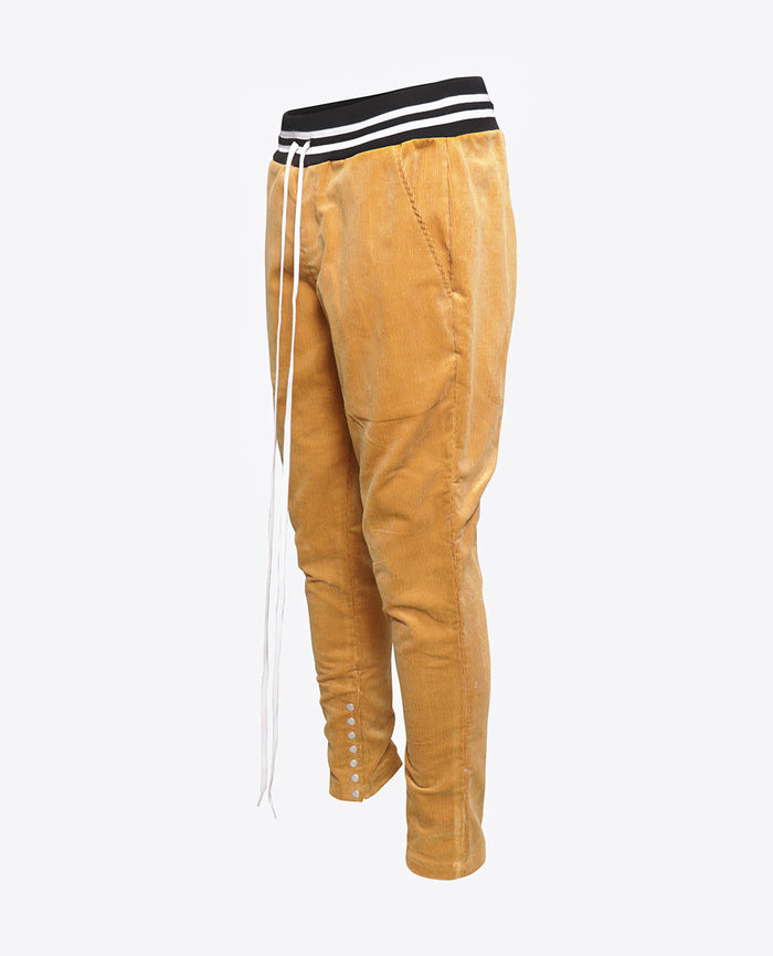 Vegas Gold Snap Trousers