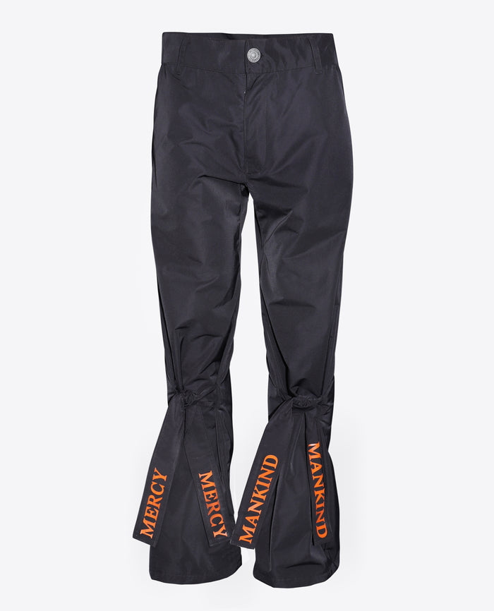 Bell Strap Trousers (Onyx)
